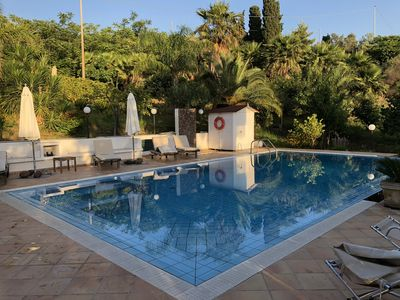 Photo for Little country house with private pool