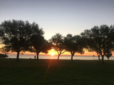 Photo for Waterfront Home Overlooking Tampa Bay!