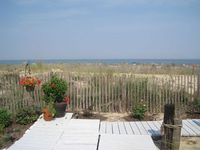Photo for Indirect Oceanfront 3BR/2BA - Ocean Views! Direct Beach Access & Pool