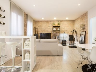 Photo for Superb loft style apartment