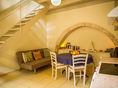 Photo for CHARMING HOUSE IN OLD TOWN CHANIA - SPLANZIA
