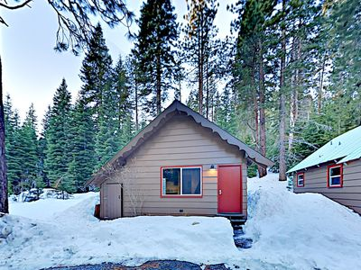 Photo for 1BR Cabin Vacation Rental in Truckee, California