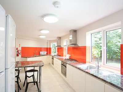 Photo for Vacation home University Campus Park Wood in Canterbury - 6 persons, 6 bedrooms