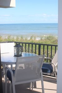Photo for Steps from the Ocean - Beautifully decorated condo with large patio