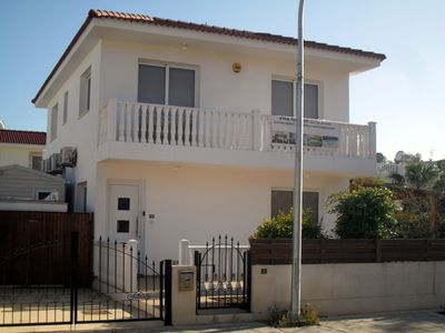 Photo for Modern 3/4 Bedroom Villa with Large Garden, Pool and FREE Wi-Fi