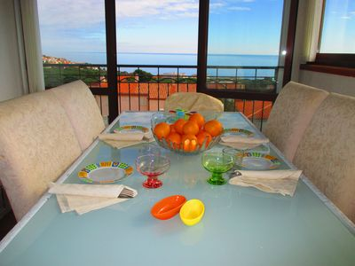 Photo for Casa Panorama 10 minutes from the sea (iun P2155)