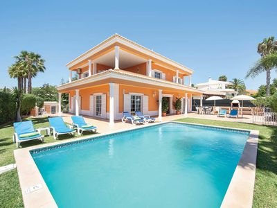 Photo for 4 bedroom Villa, sleeps 8 in Vale Formoso with Pool, Air Con and WiFi