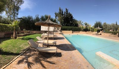 Villa DAR COCOON, a Haven of Peace 10 minutes from the Center of Marrakech