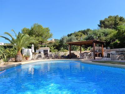 Photo for Villa Carris: Splendid spanish Villa in Jávea near the Arenal beach