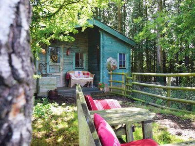 Photo for 1 bedroom Log Cabin in Hay-On-Wye - 63223