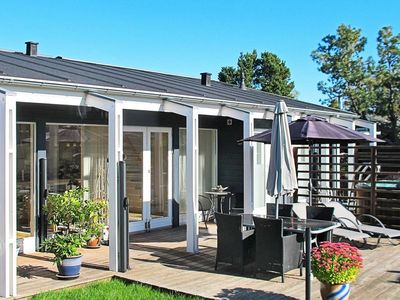 Photo for Pretty Holiday home in Hals with Roofed Terrace