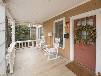 Photo for BEST LOCATION IN CHARLOTTE!! 3 Bed/2 Bath Dilworth House (Pet Friendly w/Fence)