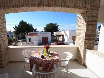 Photo for Marina di Mancaversa Holiday Home, Sleeps 6 with Air Con and WiFi