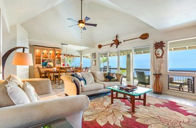 Photo for Spacious Family Home ~ Stunning Panoramic Ocean Views and Private HEATED Pool!