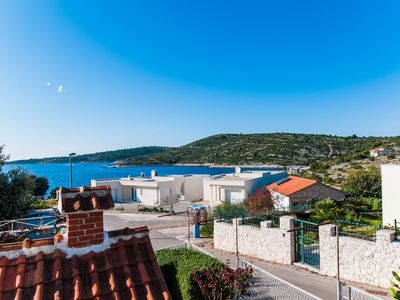 Photo for Apartment Mark  A1(6+2)  - Cove Kanica (Rogoznica), Riviera Sibenik, Croatia