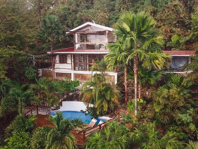 Photo for Beautiful oceanview home in the north of Santa Teresa. 200m from the beach 🏝