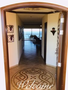 Photo for SKY 1104 Magnificent Ocean Front 2 bedroom condominium at Sonoran Sky