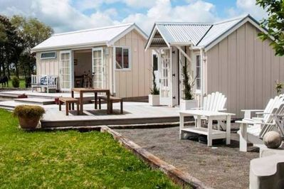 Expansive verandahs and ourdoor spaces