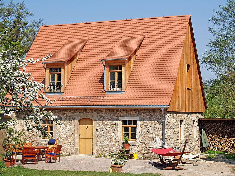 Vacation home rittergut heyda in wurzen saxony 4 persons for Saxony homes