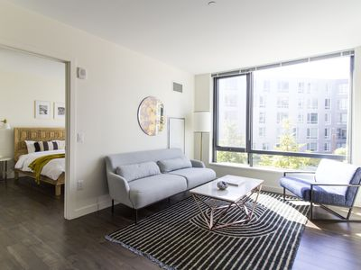 Photo for Sonder | The Continuum | Stylish 2BR + Gym