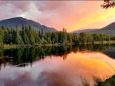 Photo for 1BR Cabin Vacation Rental in Clark Fork, Idaho
