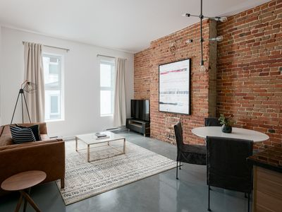Photo for Smart 2BR in Old Montreal by Sonder