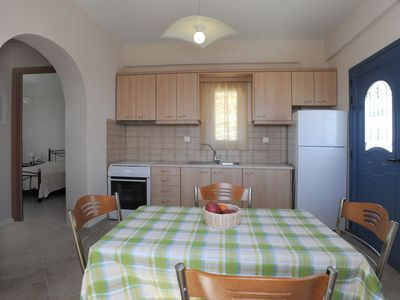 Photo for Apartment Ormos Apartment IV in Tinos - 4 persons, 2 bedrooms