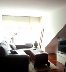 "Photo for Luxurious downtown apartment with views. SMART TV 55 ""and APPLE IMAC."