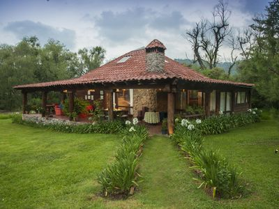 Photo for Casa Sauces - A magical cozy place in Tapalpa