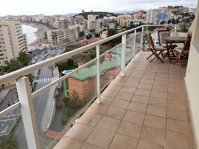 Photo for APARTMENT WITH MAGNIFICENT SEA VIEWS SPECIAL FOR MARRIAGE WITH CHILDREN P