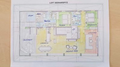 Photo for Loft Seekarspitz (200m²) - Ledermaier Loft & Lodge`s