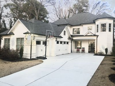Photo for Super Bowl House Rental  4 bed 4 & 1/2 bath house in Brookhaven Atlanta