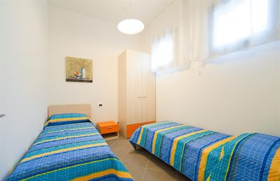 Photo for Tourist resort with all the comforts of garden, 450 meters from the sea