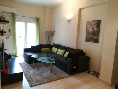 Photo for Modern flat in the heart of Piraeus