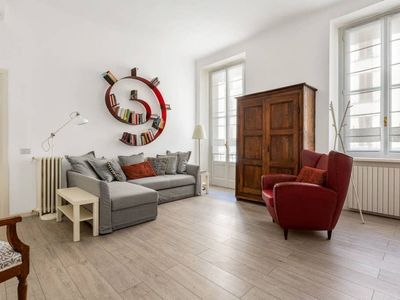 Photo for Sleeps 6 in Classic Style ✧Navigli Area✧