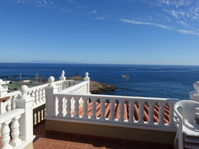 Photo for Penthouse Birgit, just 20 meters from the beach in the southeast of Tenerife