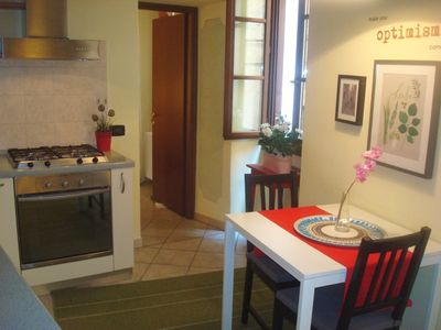 Photo for 1½-room apartment in the heart of the picturesque old town of Cannobio