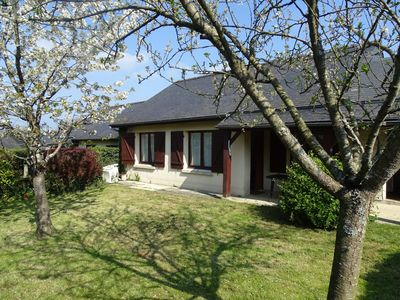 Photo for House in a holiday village near Deauville and Cabourg