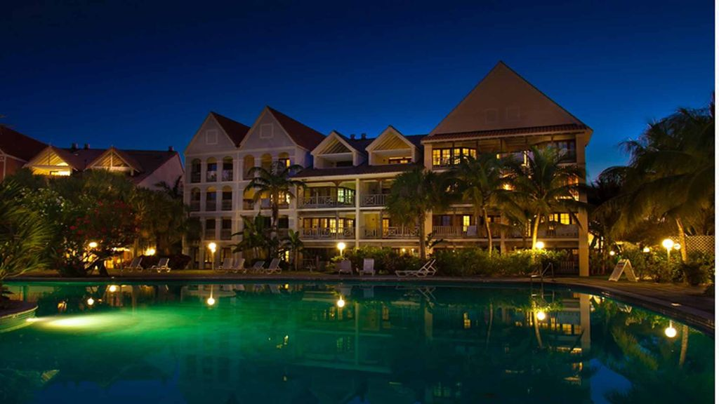 Taino Beach Resort And Clubs Marlin Building 1 Bed W Bahama Room For