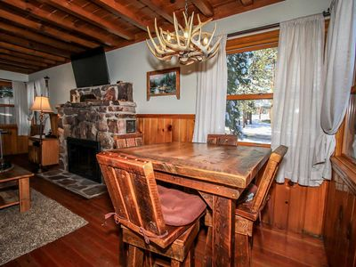 Photo for House 1.4 km from the center of Big Bear Lake with Parking, Internet, Balcony (983524)