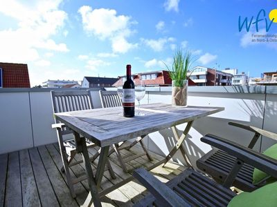 "Photo for Stylish, comfortable and close to the beach - this is how you live in ""Haus Anna"" on Wangeroog"