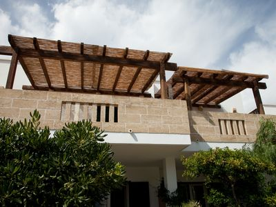 Photo for Three-room apartment with roof - Residenza Stella Maris