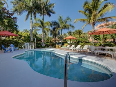 Photo for Excellent Location, Beautiful Home, Private Pool, Walk to Beach & Village