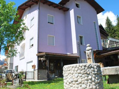 Photo for In the centre of Vermiglio village, just 10 minutes from Passo del Tonale