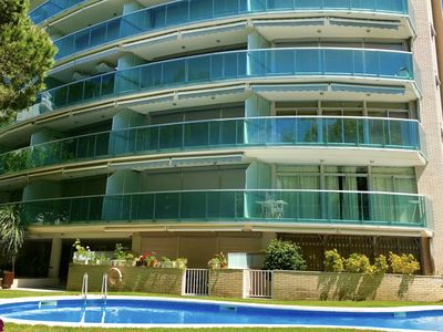 Photo for MARC APARTMENT WITH COMMUNITY SWIMMING POOL AND WIFI