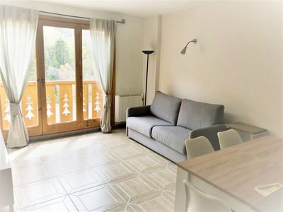 Photo for Homerez last minute deal - Amazing apt - 500 m from the slopes