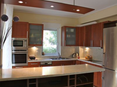 Photo for 1BR Apartment Vacation Rental in Chalandri