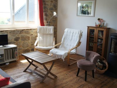Photo for 4BR House Vacation Rental in Saint-Coulomb, Bretagne