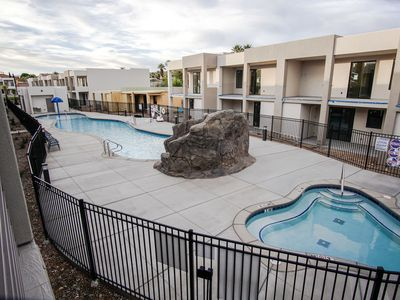 Photo for The Lofts #13 Family Escape - Pool, Park, and Pickleball