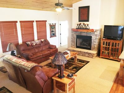 Photo for 2BR Cabin Vacation Rental in Show Low, Arizona